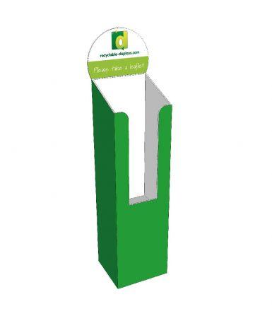 Magazine Dispenser with header