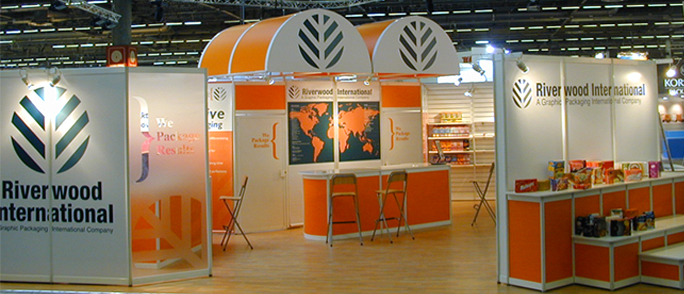 Exhibition Shell Hire : Exhibition stand hire service for stands