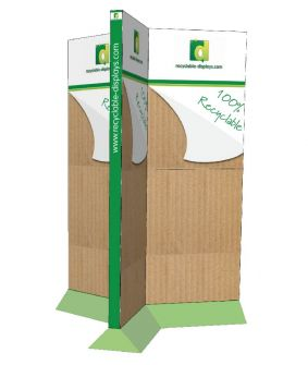 Linked Eco-Bannerstand | Design 2 image