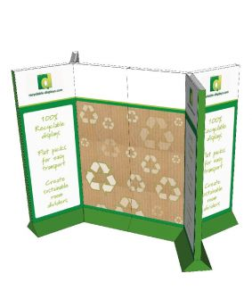 Linked Eco-Bannerstand | Design 5 image