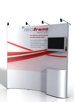 ISOframe Wave - 3 panel complete kit image