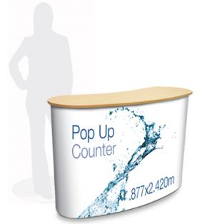 Pop-Up Counter  image